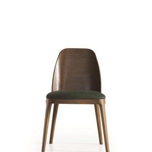 כסא דגם BOLERO גב עץ