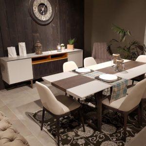 שולחן פינת אוכל דגם BOLERO