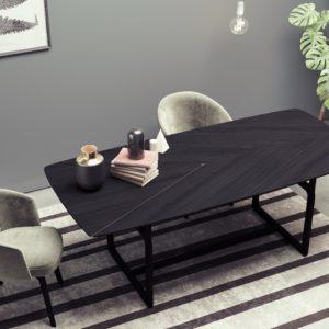 שולחן אוכל דגם VERTIGO