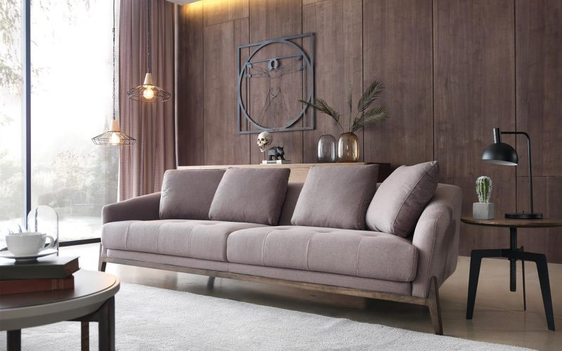 OTTO 3 SEATER (Large)
